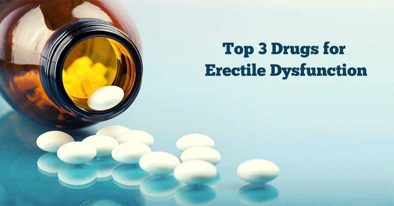 Rating of Erectile Dysfunction Drugs