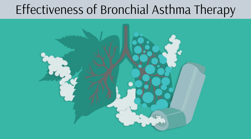 Effectiveness of Bronchial Asthma Therapy